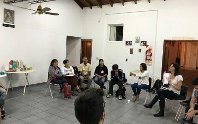 Taller sobre Herramientas de Participación Ciudadana en Lomas de Zamora