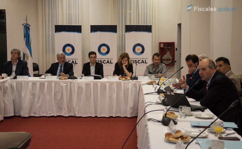 Apertura de un canal de diálogo entre Sociedad Civil y el Ministerio Público Fiscal